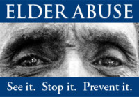 ElderAbuseSee it Stop It Prevent it image
