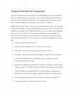 BFA Version-Coping Checklist for Caregivers_Page_1